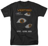 Vertigo - Eyes Poster T-Shirt
