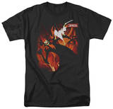 Samurai Jack - Jack Vs Aku T-shirts