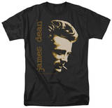 James Dean - Smoke T-shirts