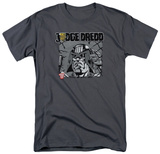 Judge Dredd - Fenced T-shirts