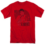 Scarface - Truth T-shirts
