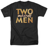Two And A Half Men - Logo T-Shirt