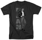 James Dean - Standing Leather T-shirts