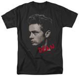 James Dean - Large Halftones T-Shirt