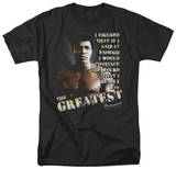 Muhammad Ali - Convince The World Shirts
