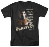Muhammad Ali - Convince The World Shirts