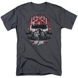 Top Gun - Goose Helmet T-shirts