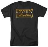 Hercules - Chrome Logo T-Shirt