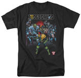 Judge Dredd - Behind You T-Shirt
