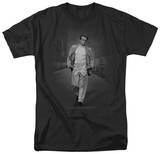 James Dean - Out For A Walk T-shirts