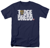 Judge Dredd - Logo T-Shirt
