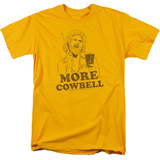 Saturday Night Live - Illustrated Cowbell Shirts