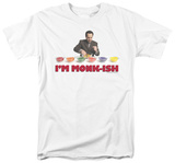 Monk - I'm Monk Ish T-shirts