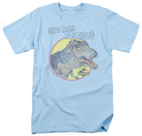 Jurassic Park - More Tourist T-shirts