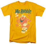 Mr Bubble - Towel And Duckie Shirts