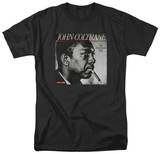John Coltrane - Smoke Breaks T-shirts