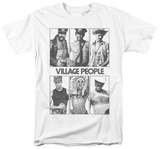 The Village People - Panels Shirt