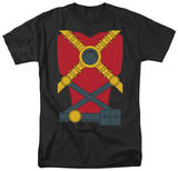 Justice League - Red Robin Costume Tee T-Shirt