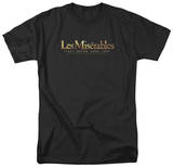 Les Miserables - Logo Shirts