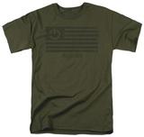 Revolution - Power Flag T-shirts