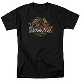 Jurassic Park - Something Has Survived Shirts