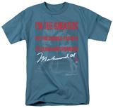 Muhammad Ali - Sparkling Shirts