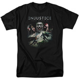Injustice: Gods Among Us - Key Art T-shirts