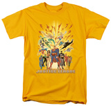 Justice League - United T-shirts