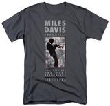 Miles Davis - Miles Silhouette T-Shirt