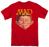 Mad Magazine - Absolutely Mad T-shirts