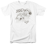Mad Magazine - Sketch Shirts