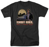 Knight Rider - Full Moon T-shirts