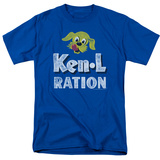 Ken L Ration - Distressed Logo T-Shirt