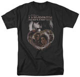 Labyrinth - Globes T-shirts