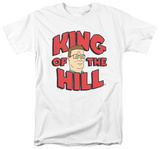 King Of The Hill - Logo T-Shirt