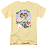 I Love Lucy - Two Of A Kind T-shirts