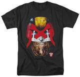 Judge Dredd - Dredd's Head T-Shirt