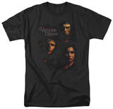 The Vampire Diaries - Smokey Veil T-shirts