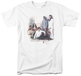 The Vampire Diaries - 3 + 1 T-shirts