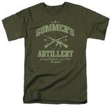 Tremors - Gummer's Artillery Shirts
