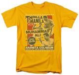 Muhammad Ali - Thrilla T-shirts