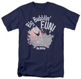 Mr Bubble - Big Bubblin Fun Shirt