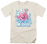 Mr Bubble - Modern Bubble Shirts
