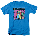 Judge Dredd - Fenced Shirt