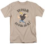 Johnny Bravo - Whoa Momma T-Shirt