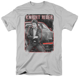 Knight Rider - Knight And Kitt T-Shirt