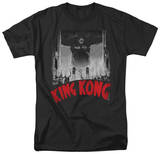 King Kong - At The Gates Poster Shirts