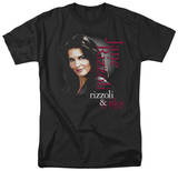 Rizzoli & Isles - Jane Rizzoli T-shirts