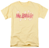 Mr Bubble - Vintage Logo Shirts