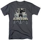 King Kong - 8th Wonder Shirts